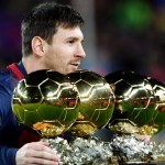 Lionel Messi World Cup Goals