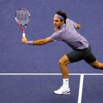 Beautiful style of roger federer