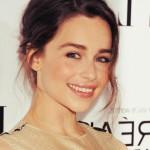 Emilia Clarke smile