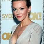 OK Magazine and Britweek-Oscar-Celebration Katie Cassidy