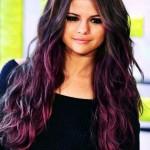 Selena Gomez Layers Hairstyle 2015