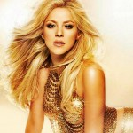 Shakira beautiful pose image