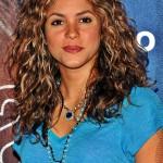 Shakira during Shakira