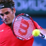 Tennis roger federer brisbane international