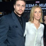 Aaron Johnson photos