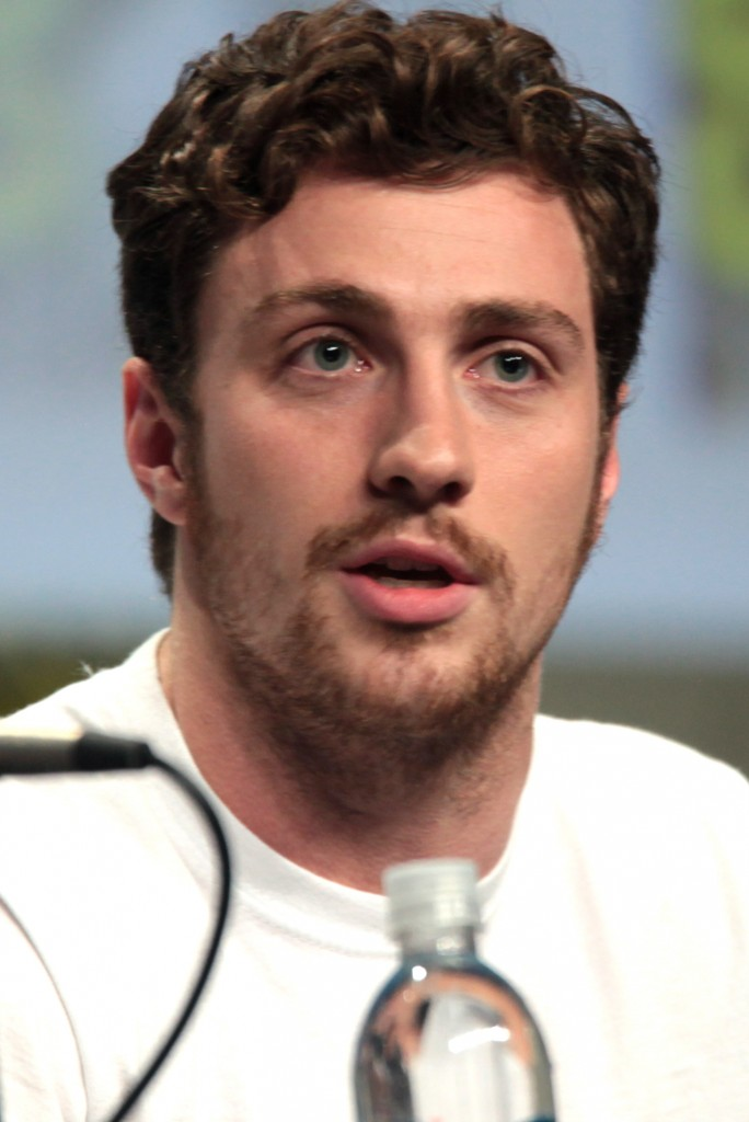 Aaron Johnson pictures