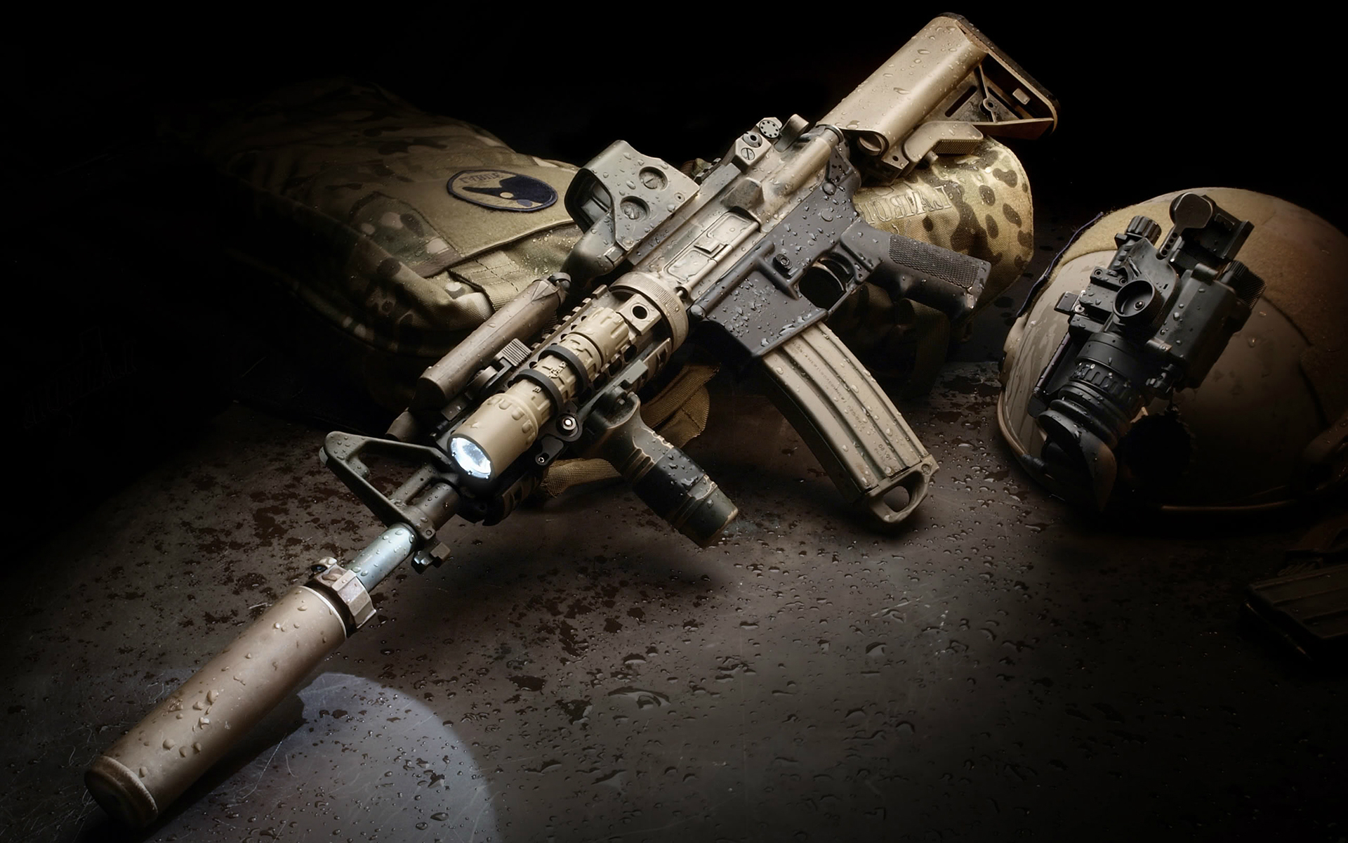 Ar 15 Wallpaper Download Free Beautiful Full Hd: Assault Rifle Desktop Wallpapers