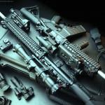 Assault rifle desktop wallpapers free download gun