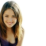 Awesome smile of rose byrne hd wallpaper