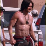Jake gyllenhaal shirtless prince of persia