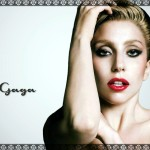 Lady Gaga Photoshoot Wallpaper