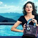 Marion Cotillard channels Hollywood glamour for Lady Dior