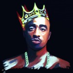 Tupac shakur full black background by katrinakity