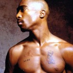 Tupac shakur tattoos