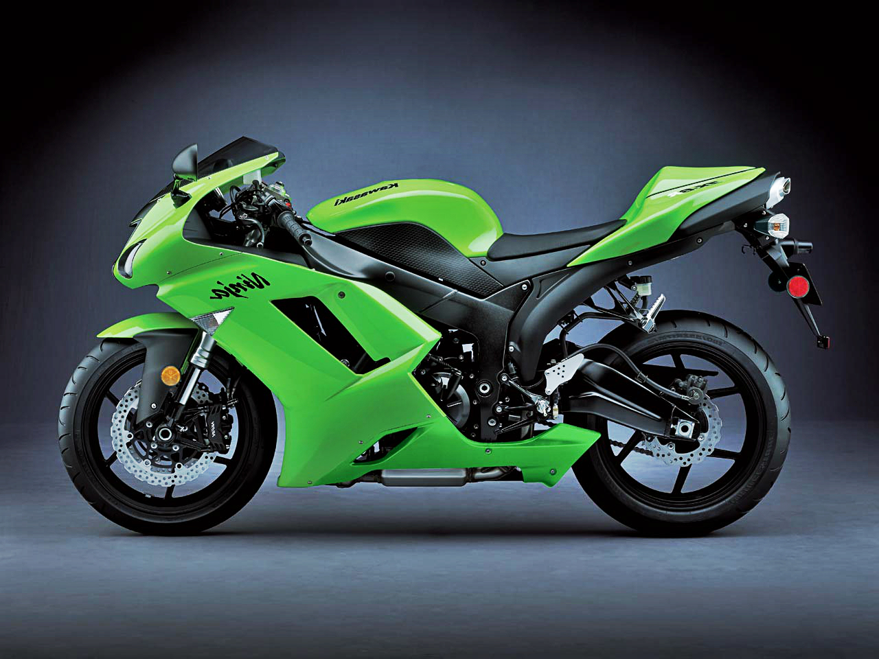kawasaki ninja zx 6r hd wallpapers. Black Bedroom Furniture Sets. Home Design Ideas