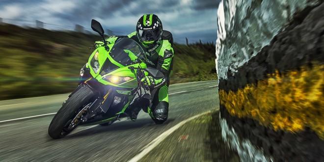 Kawasaki Ninja ZX 6R wallpaper