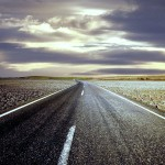 landscapes road wallpaper