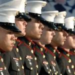 us marine officers