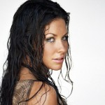 Evangeline Lilly hot beautiful eyes hd wallpapers beautiful photos