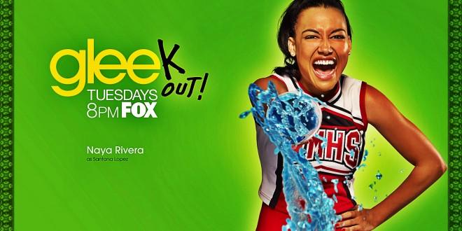 Glee Wallpaper Naya Rivera