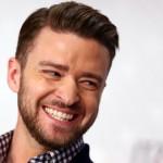 Justin Timberlake smile