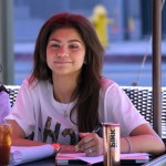 Zendaya coleman out to lunch