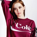 Zoey deutch photoshoot for who what wear campaign