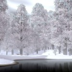 beautiful snow pictures landscape