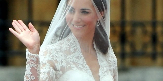 kate middleton bridal dress image