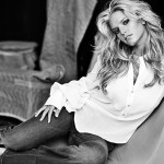 American actress and fashion women jessica simpson
