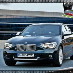 BMW 1 Series 2012 hd