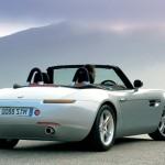 BMW Z8 ra mist