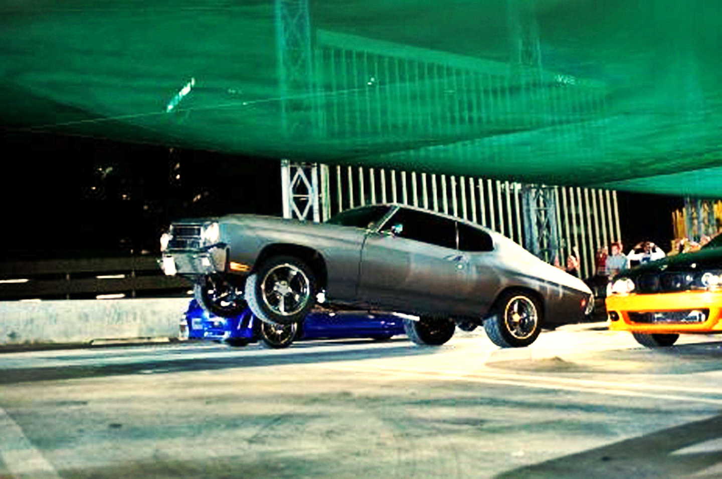 Chevrolet chevelle wheelstand in fast and furious the fast ...