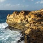 Ocean Road Cliffs Australia