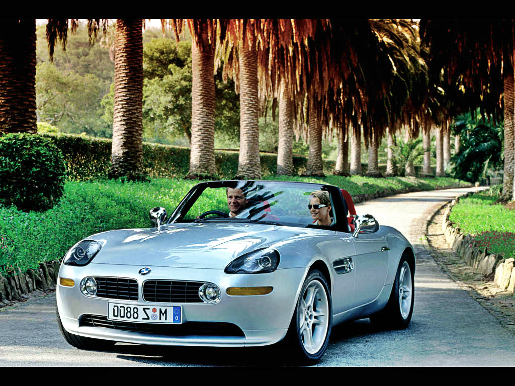 Bmw Z8 Series Wallpaper Hd Wallpapers
