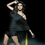 indian actress priyanka chopra black dress high definition wallpaper for desktop background download