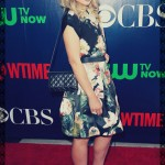 leah pipes cbs the cw showtime summer party high