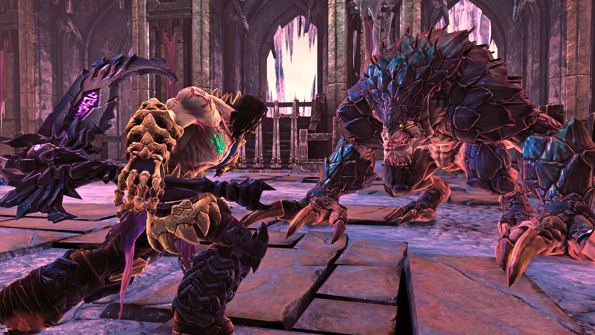 Darksiders II HD Images