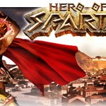 Hero of sparta HD Wallpaper