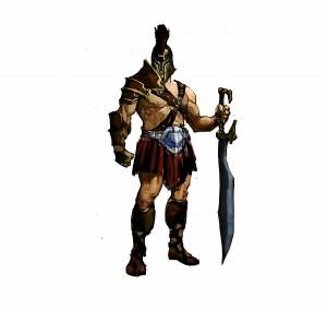 Hero of sparta Photos