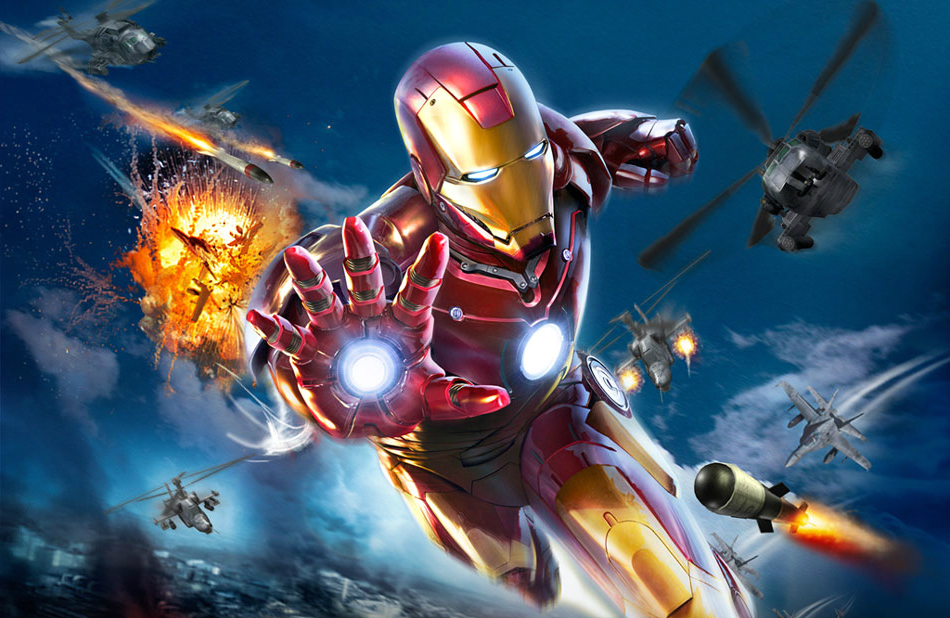 Iron man game Wallpapers