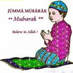 Jumma Mubarak dua 2015