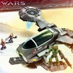Mega Bloks Halo Wars Hornet