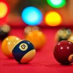 billiard balls sport photo wallpaper