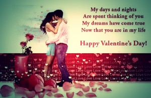 Happy Valentines Day Wishes For Lover
