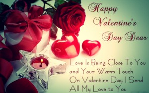 Happy Valentines Day Wishes To Wife